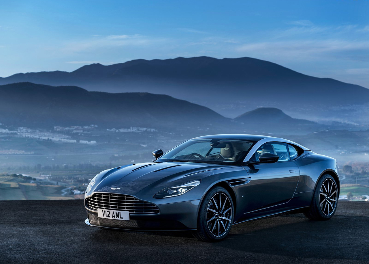 2016 Geneva - 2017 Aston Martin DB11