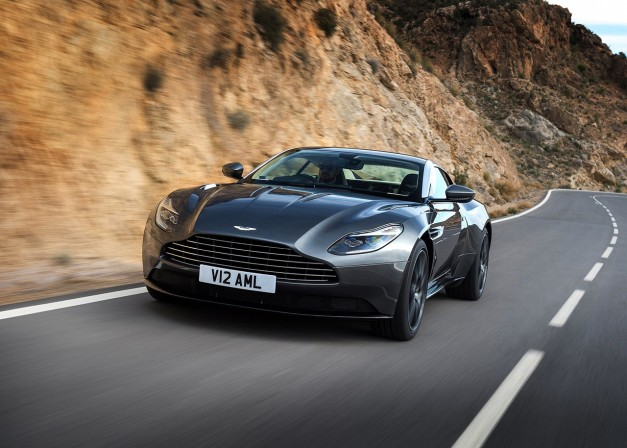 Report: The Aston Martin DB11 is a hot topic, gets over 1,400 pre-orders