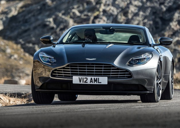 Report: Aston Martin eyes U.S. market for more lucrative business