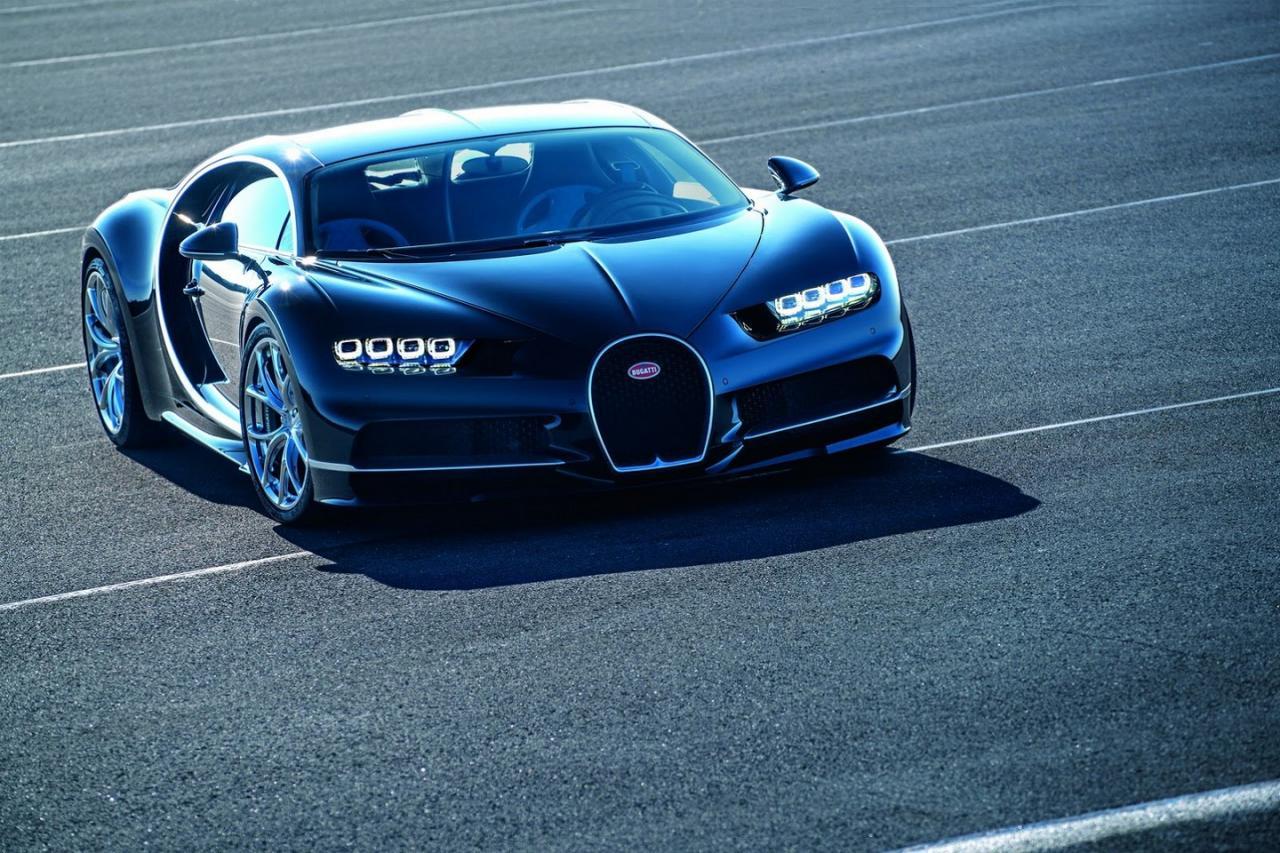 2016 Geneva - Bugatti Chiron