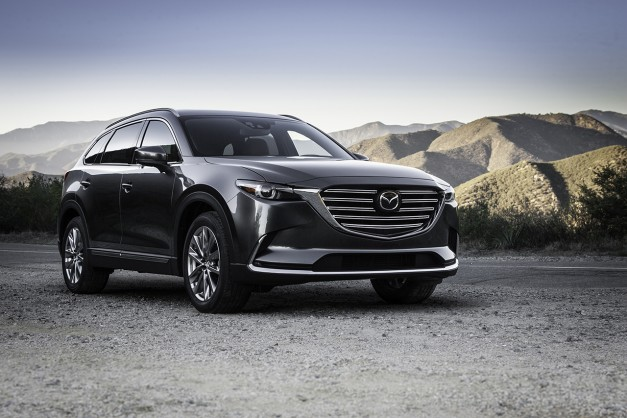 The 2016 Mazda CX-9 starts at $31,520 for the price of entry