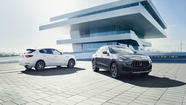 2016 New York Preview: The 2017 Maserati Levante gets priced ahead of its New York debut