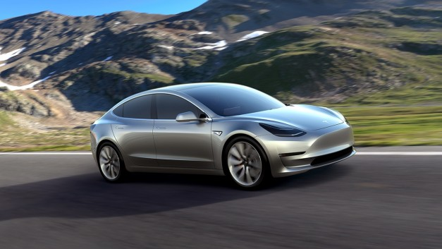 Musk: Tesla Model 3 pre-orders ring in at 276,000 as of Saturday