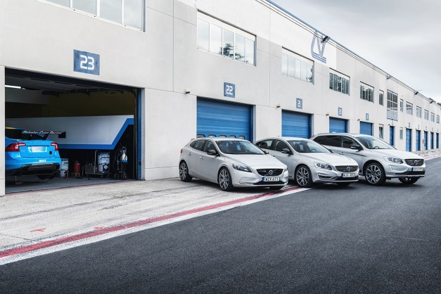 Volvo teases Polestar Performance Parts for lots of its models w/ video