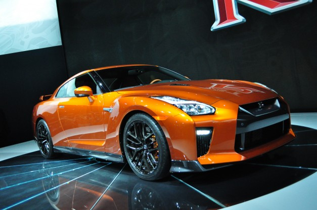 Report: The Nissan GT-R rumored to be morphed into a hybrid for the next-generation
