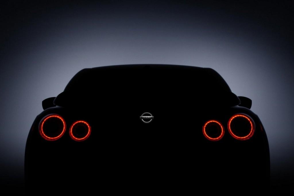 Nissan GT-R Teaser