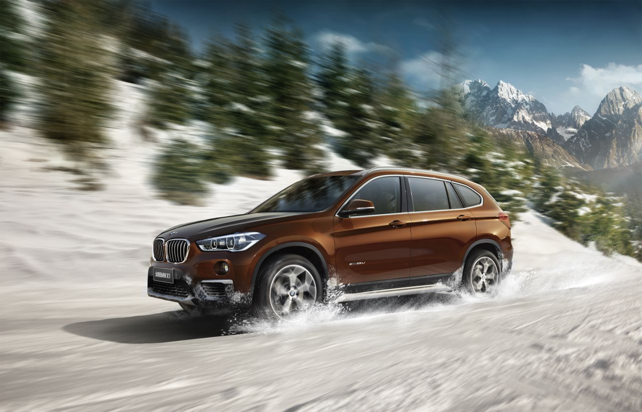 2016 Beijing - BMW X1 Long Wheel Base