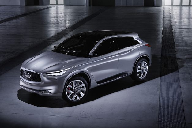 Report: Infiniti expected to reveal a QX50 replacement at Paris this year