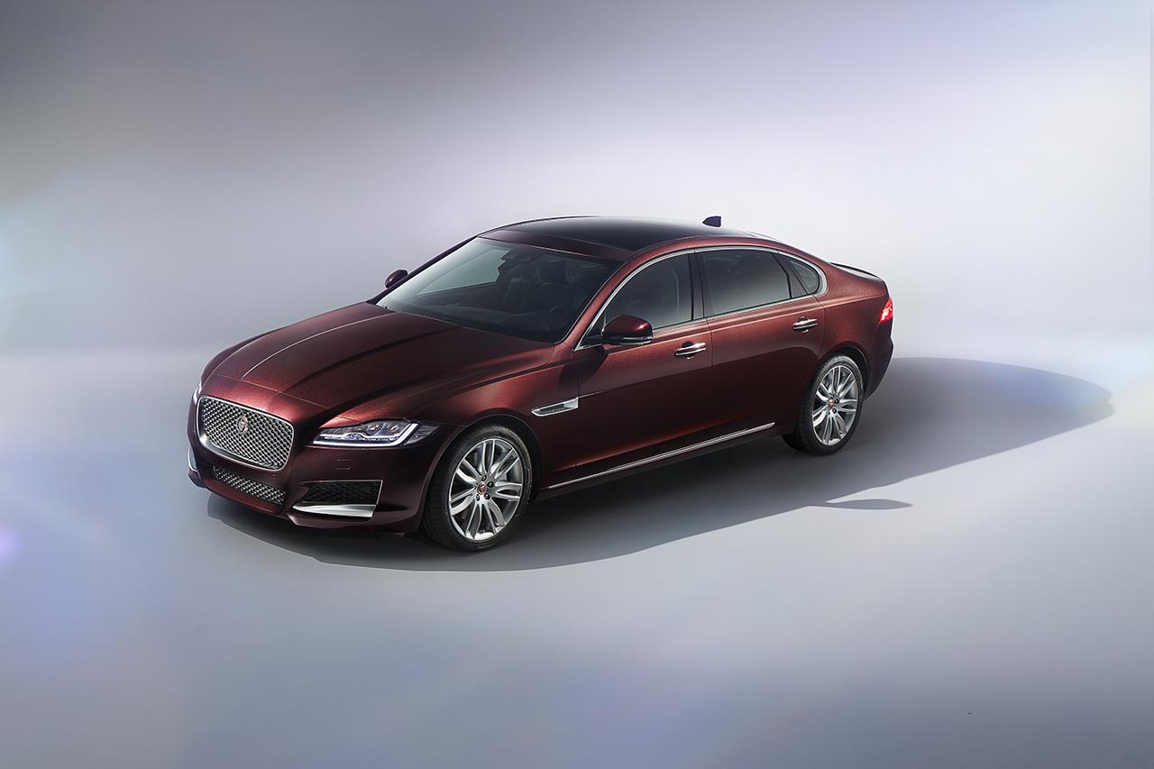 2016 Beijing - Jaguar XFL