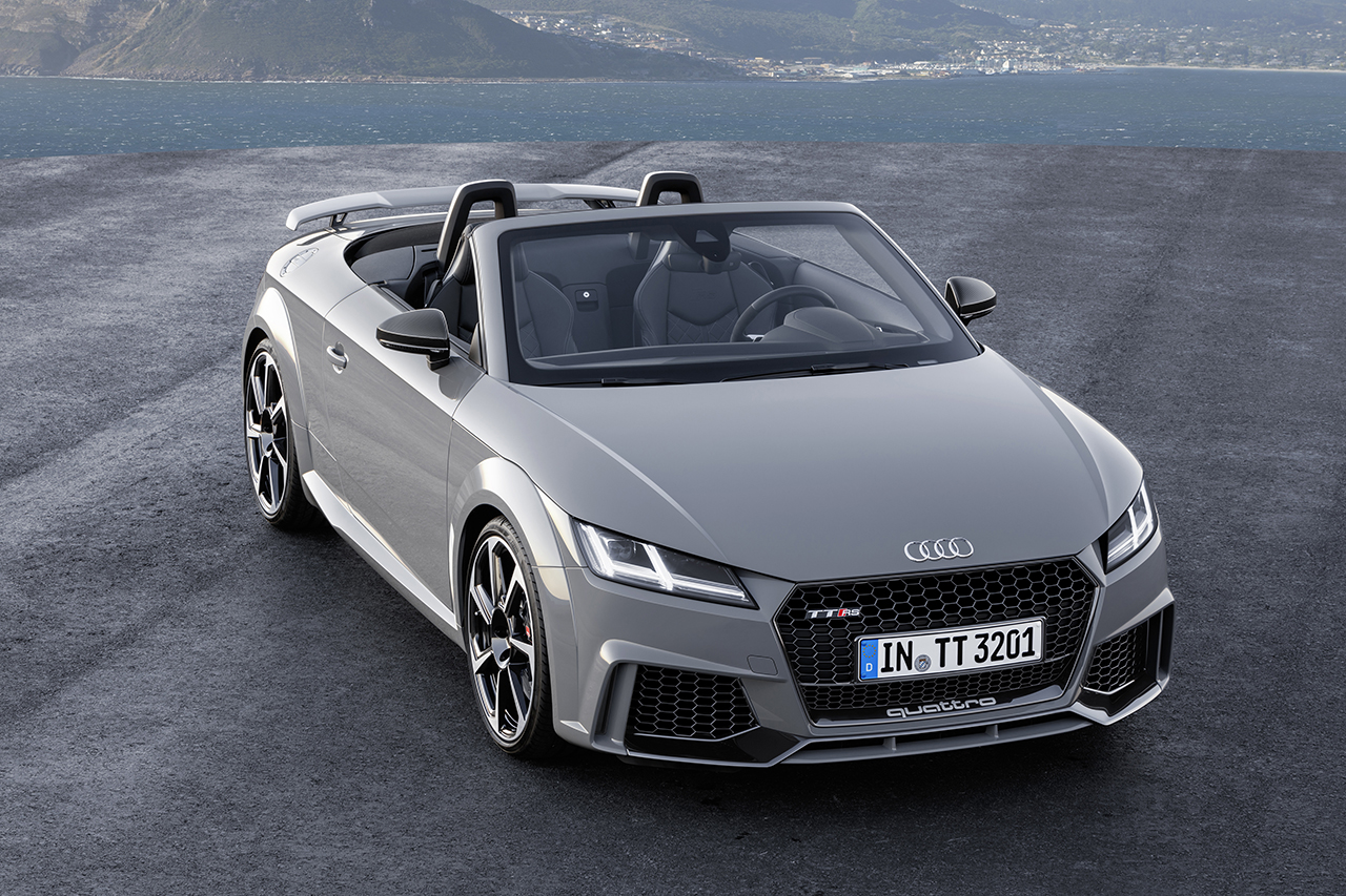 2016 beijing preview 2017 audi tt rs coupe and roadster egmcartech. Black Bedroom Furniture Sets. Home Design Ideas