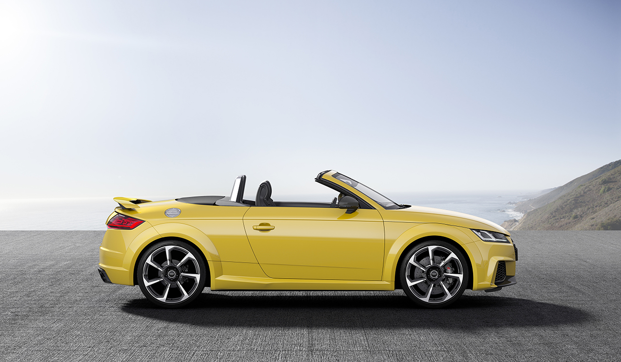 2016 Beijing Preview - 2017 Audi TT RS Coupe and Roadster - egmCarTech ...