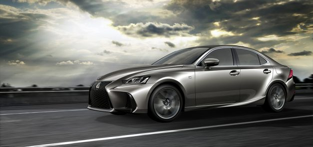 2016 Beijing Preview: The 2017 Lexus IS gets the facelift we've been promised w/ video