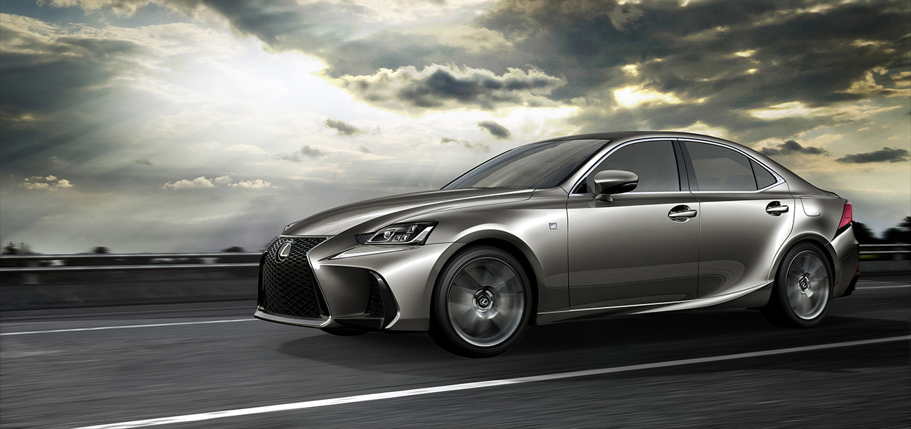 2016 Beijing Preview - 2017 Lexus IS