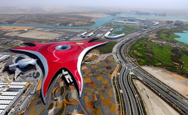 Rumormill: A Ferrari theme park could surface somewhere in North America, possibly the US