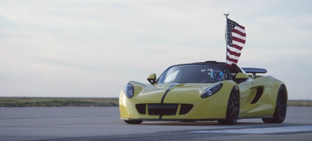 The Hennessey Venom GT remains to be the world's fastest production car