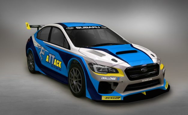 Motorsports: Subaru will attempt record time for Isle of Man Attack in new WRX STI