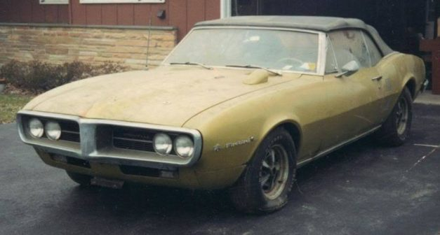 Offbeat: This Pontiac Firebird's restoration is anything but traditional