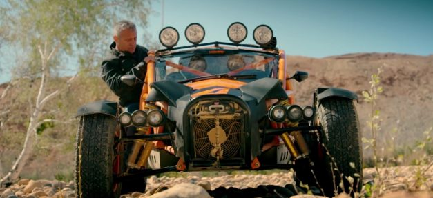Video: Here's another Top Gear UK teaser, featuring Matt LeBlanc and the latest Ariel Nomad