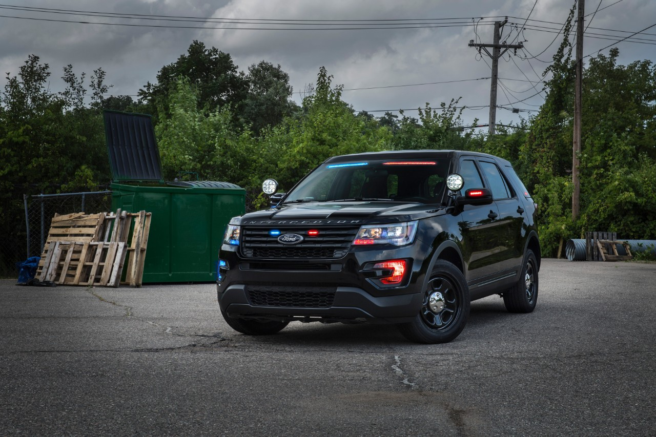 2017 Ford Interceptor Utility