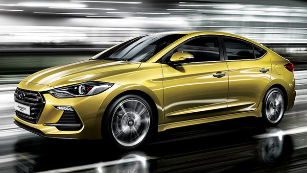 2017 Hyundai Elantra Avante Sport Egmcartech