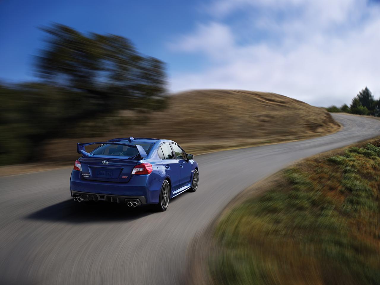2017 Subaru Sti Wallpapers