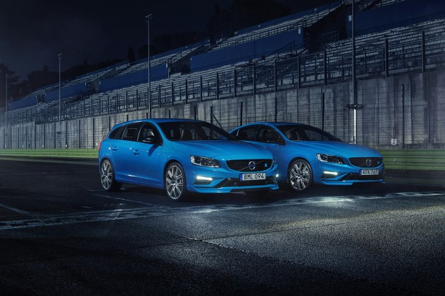Not April Fools: Volvo reintroduces new S60 and V60 Polestar with four-bangers w/ video