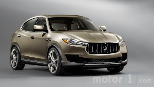 Report: 2018 Maserati Kubang leaked on the day nobody should take anything seriously on the Internet