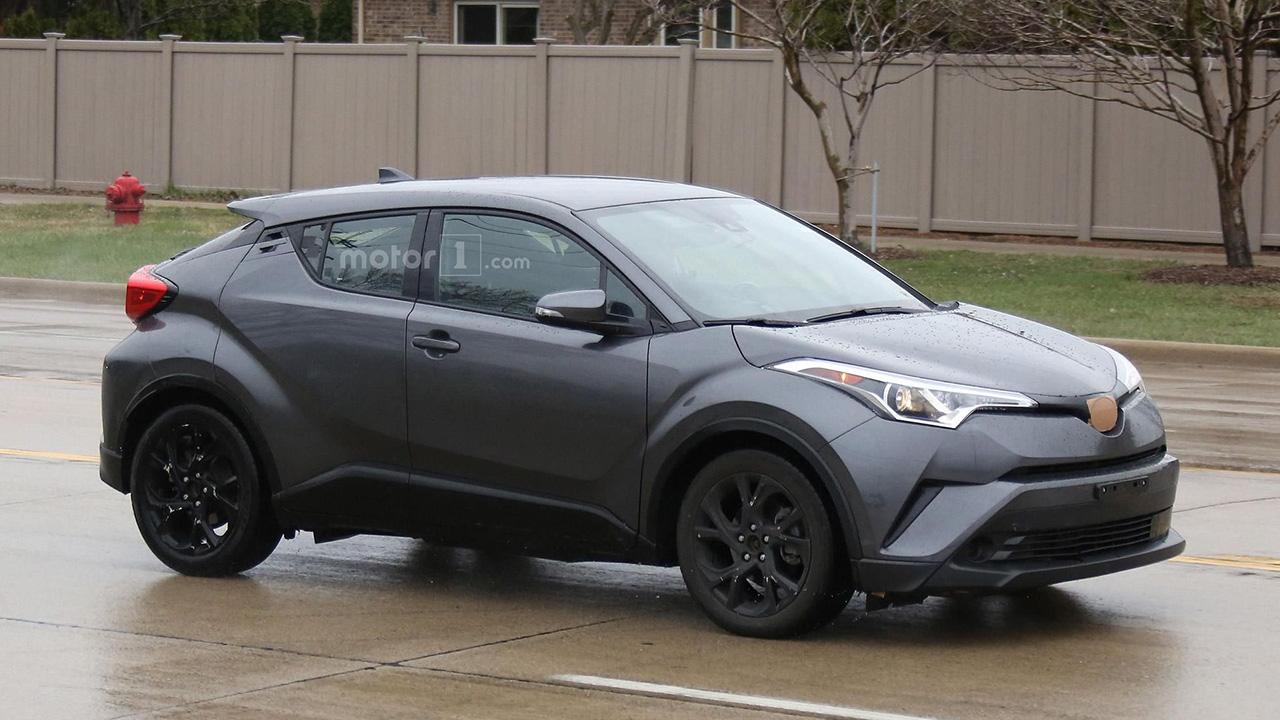 2018 Toyota C Hr Spy Shots By Motor1 Egmcartech