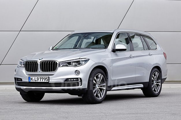 Photo Rendering: This is what the new BMW X7 flagship SUV could look like