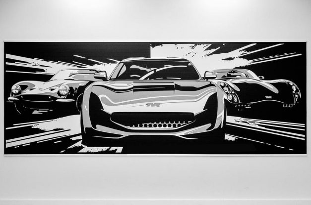Video: TVR teases its new sports car, and it gets us excited