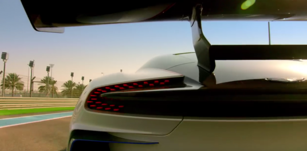 Video: BBC's latest trailer for Top Gear UK contains some Aston Martin Vulcan porn