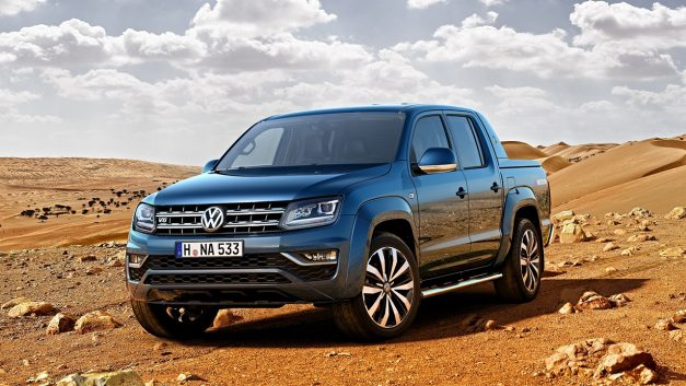 The 2016 Volkswagen Amarok V6 TDI makes us want the People's pickup truck even more