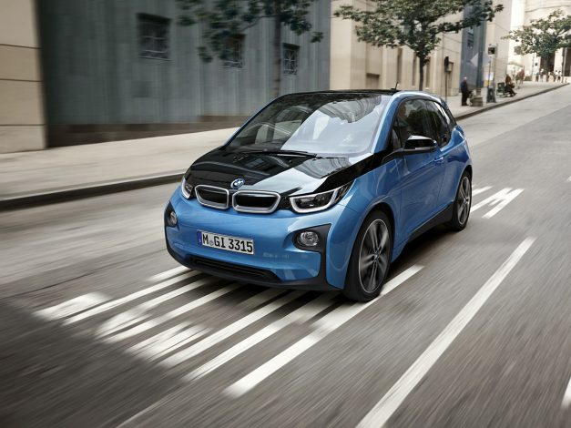 Report: BMW i doesn't want to do EVs any more, wants to shift focus to autonomous driving