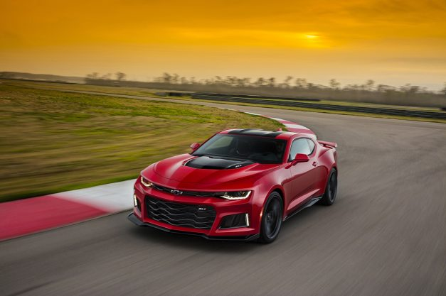 The latest Chevrolet Camaro ZL1's 10-Speed auto apparently shifts faster than Porsche's PDK