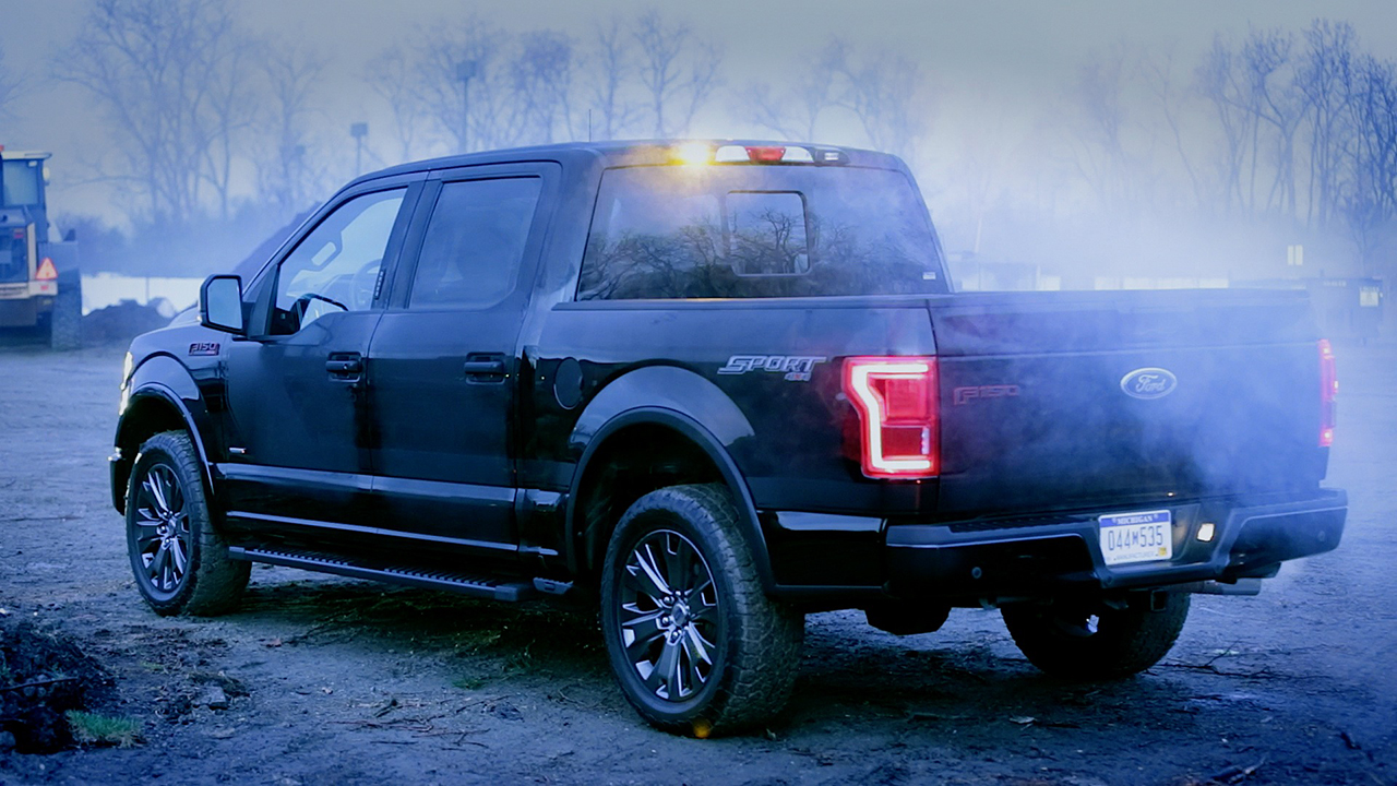 2017 Ford F150 Strobe Light Package - egmCarTech