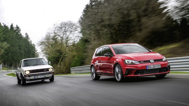 Report: A midcycle refresh of the Volkswagen Golf is around the corner