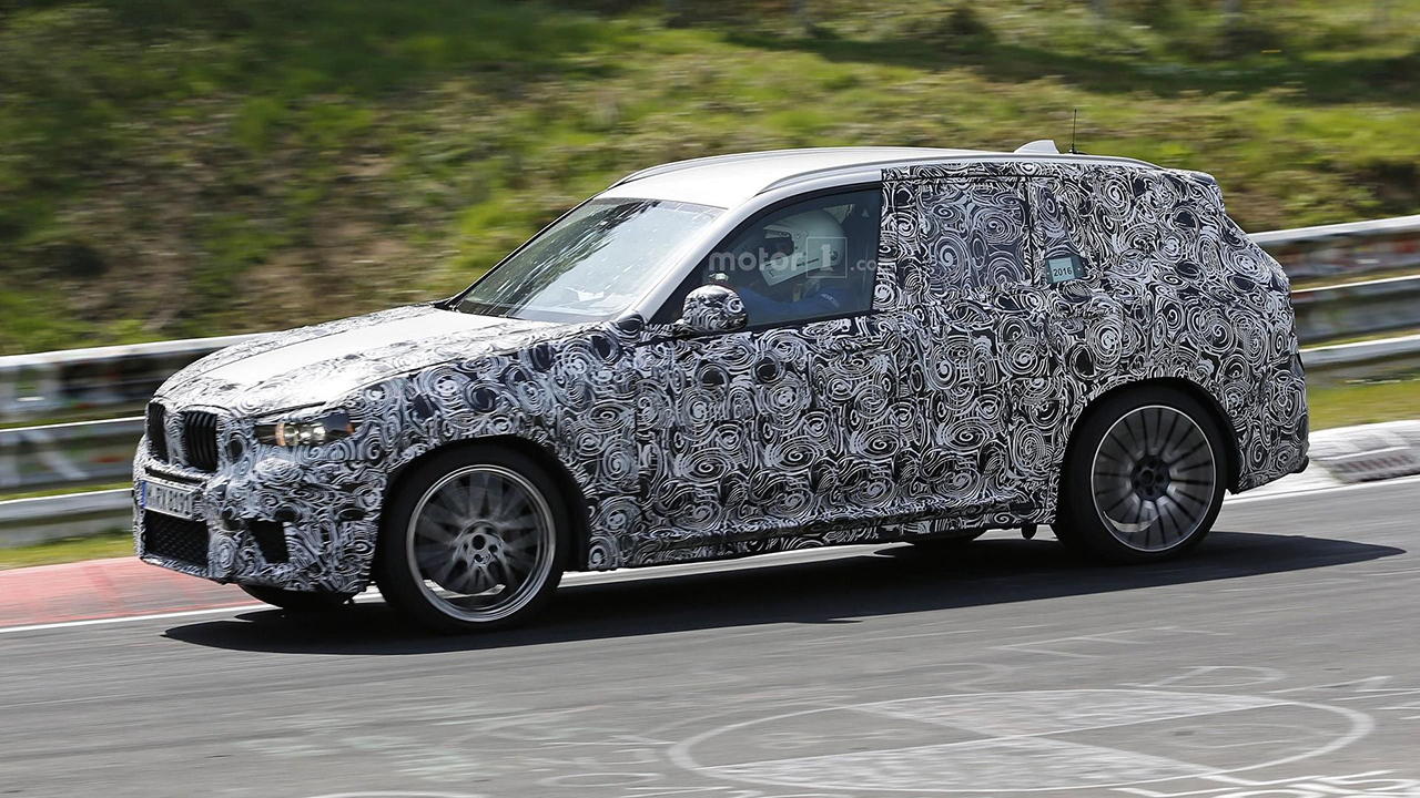 2018 Bmw X3 M Spy Shots By Motor1 3 Egmcartech 2018 Bmw X3 M Spy Shots