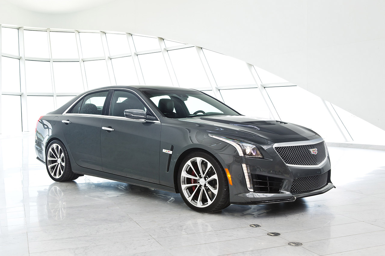2016 cadillac cts v sedan egmcartech. Black Bedroom Furniture Sets. Home Design Ideas