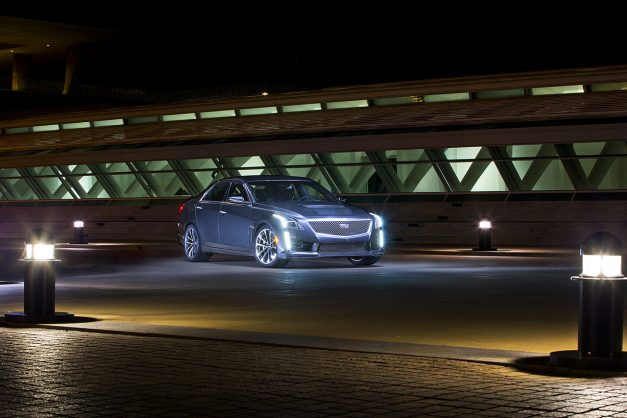 Report: The 2016 Cadillac CTS-V is so good, it's sold out until the 2017MY shipment arrives
