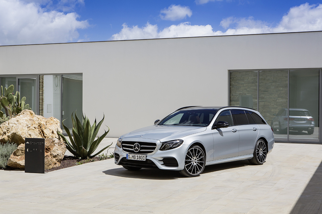 2017 mercedes benz e class wagon egmcartech for Mercedes benz wagons