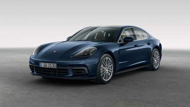 The new 2017 Porsche Panamera, this is it w/ video
