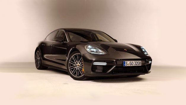 Photo Leak: The next-gen Porsche Panamera, this is most likely it