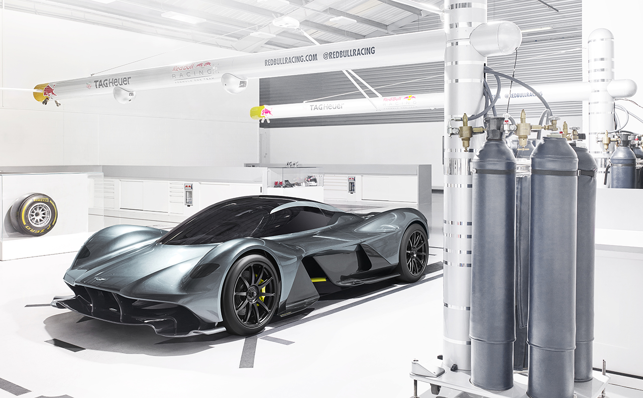 2016 - Aston Martin AM-RB 001