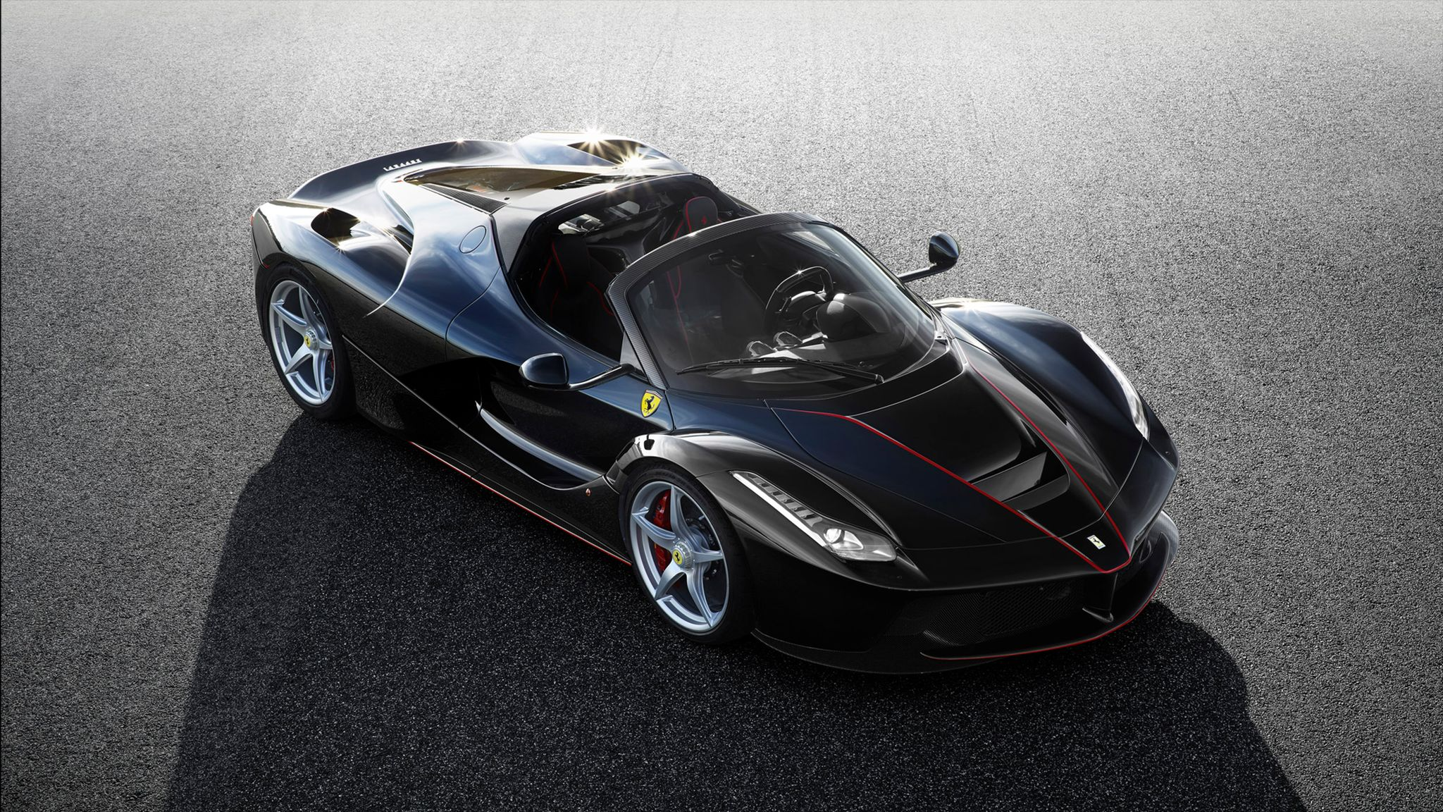 2016 - LaFerrari Spider First Official Photos