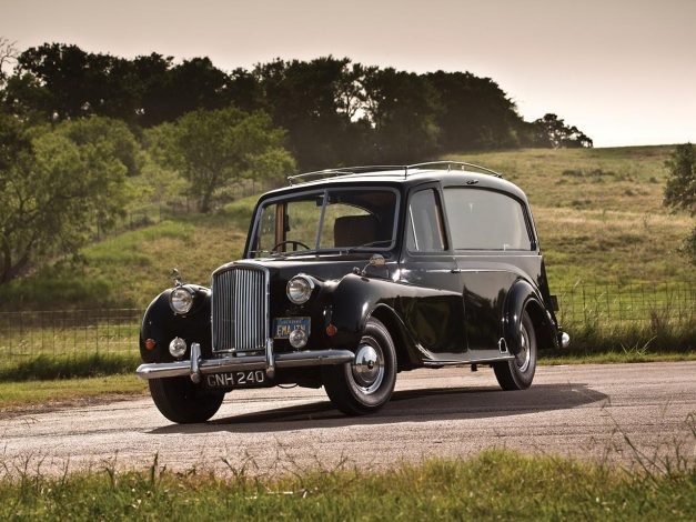 Auctions: Baby, you can soon drive John Lennon's Austin Princess
