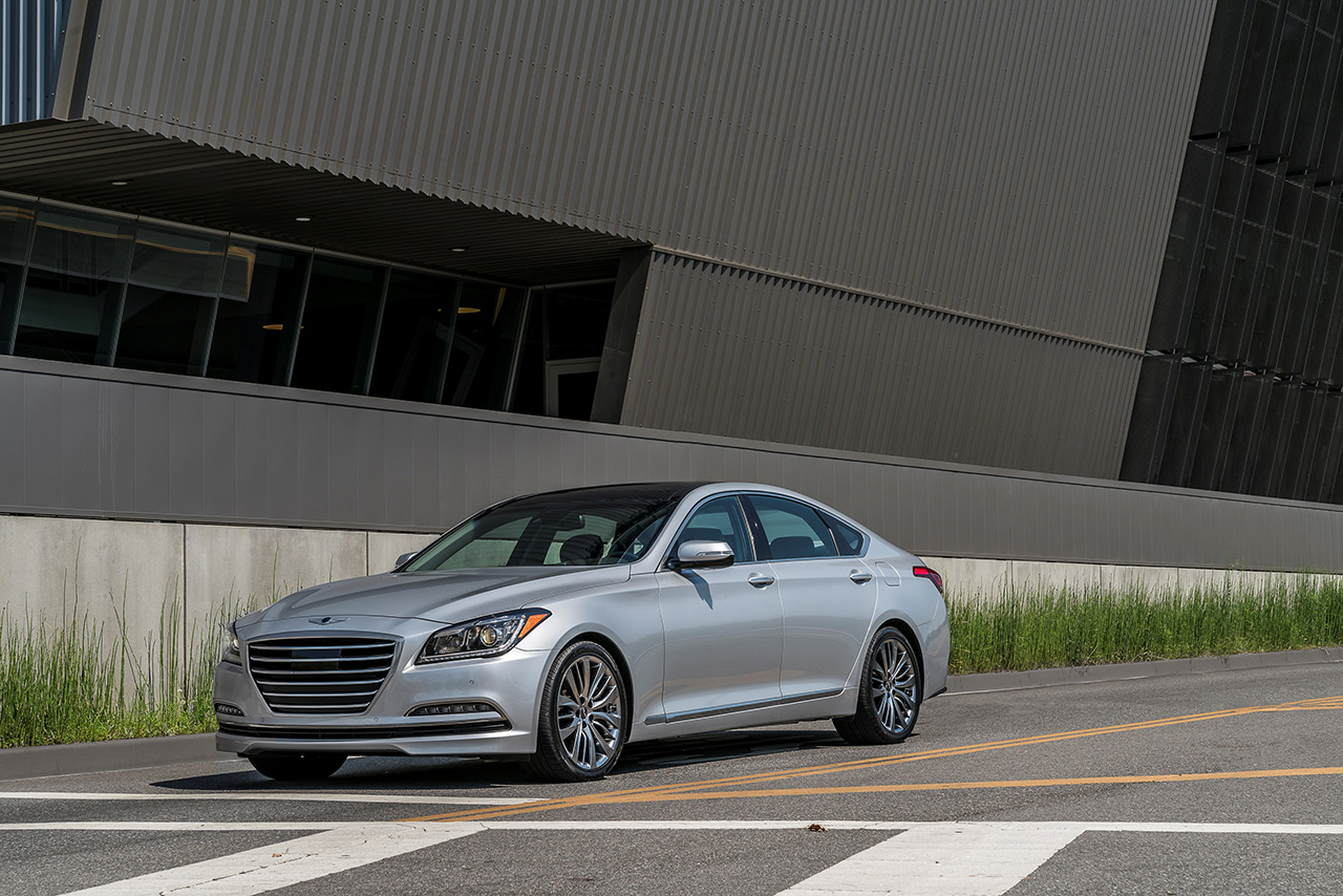 Genesis G80 2016 Meet Hyundai S Perception Of Luxury: 2017 Genesis G80