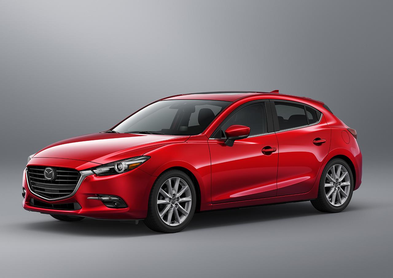 Mazda 3 Axela 2017 >> 2017 Mazda Axela - Mazda3 - egmCarTech
