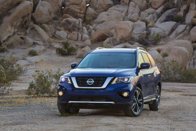 Nissan Pathfinder Gets New Power and Adventure Upgrades