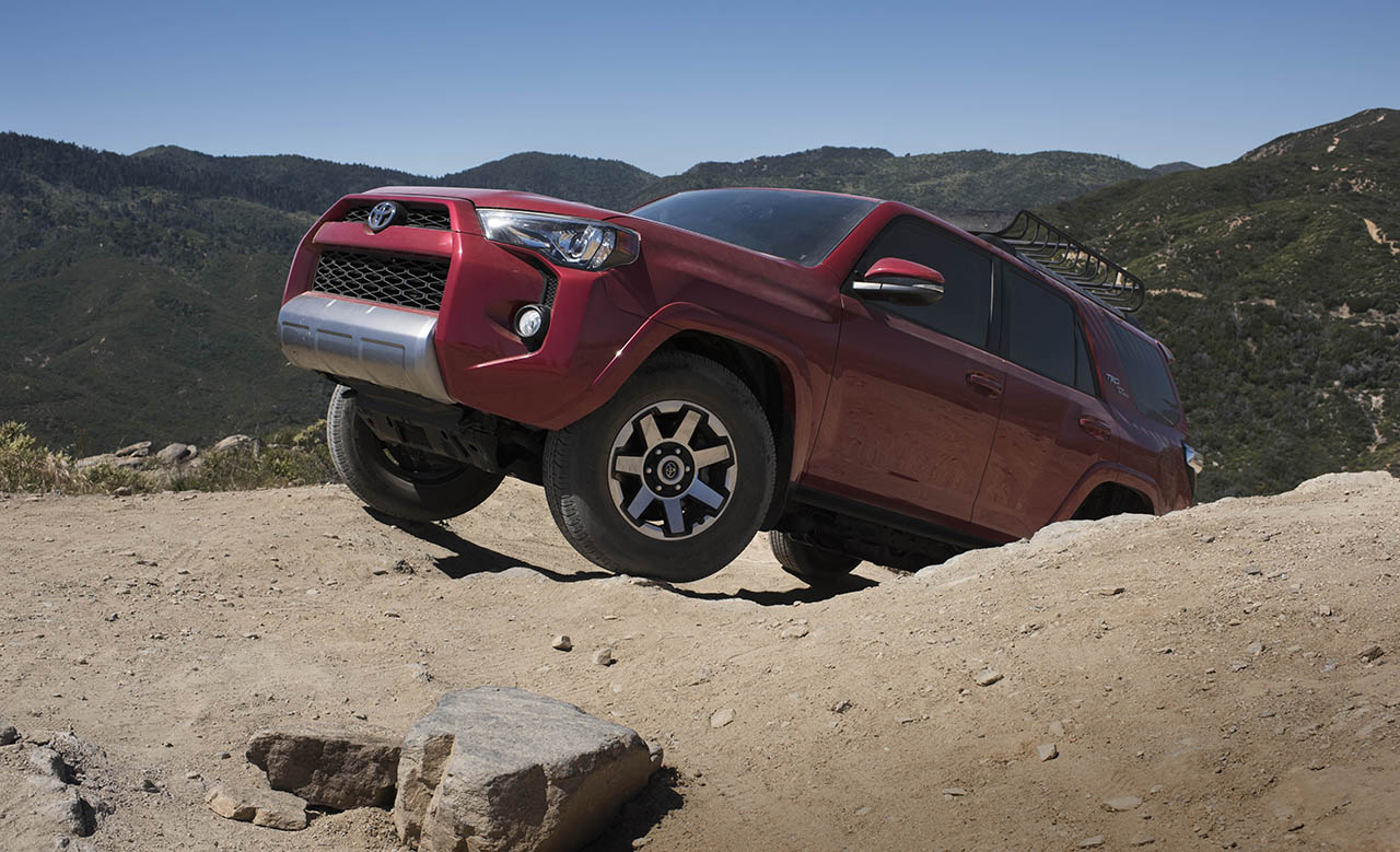2017 toyota 4runner trd off road egmcartech. Black Bedroom Furniture Sets. Home Design Ideas