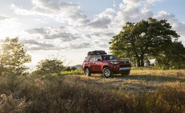 The 2017 Toyota 4Runner gains TRD Off-Road packages